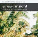 Nieuwe databank Emerald